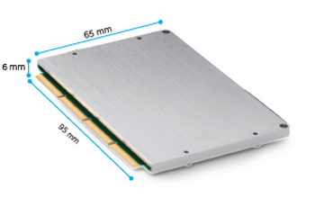 INTEL NUC 8 PRO COMPUTE ELEMENT, i5-8265U, 8GB DDR3, WL-AC, NO CHASSIS/OS, 3YR WTY