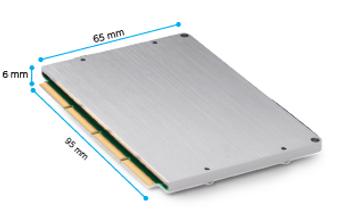 INTEL NUC 8 PRO COMPUTE ELEMENT, i7-8565U, 8GB DDR3, WL-AC, NO CHASSIS/OS, 3YR WTY
