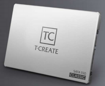 "T-Create Classic Series 1TB 2.5"" SATA III SSD"