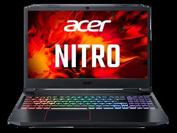 "New* Nitro 5 Gaming Intel Core i7-10750H,15.6"" FHD IPS slim bezel, NVIDIA GeForce GTX 1650Ti 4GB, 16GB DDR4, 512GB PCIe NVMe SSD, AX+BT5, W10H. 1 Yr W"
