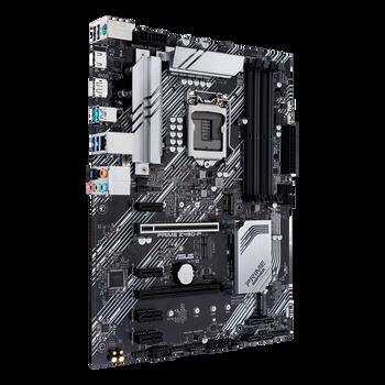 Intel Z490 (LGA 1200) ATX motherboard with dual M.2, 11 DrMOS power stages, 1 Gb Ethernet, HDMI, DisplayPort, SATA 6Gbps, USB 3.2 Gen 2, Thunderbolt 3