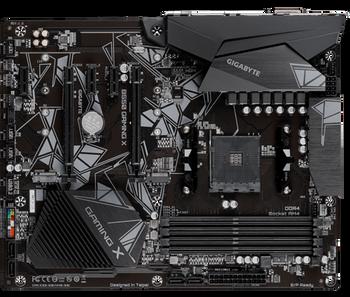 AMD B550 Gaming MB W Digital VRM, GIGABYTE Gaming LAN w Bandwidth Mngmnt, PCIe 4.0/3.0 x4 M.2, RGB FUSION 2.0, Smart Fan 5