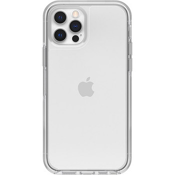 Otterbox Symmetry Series Case (Clear) for iPhone 12 / 12 Pro