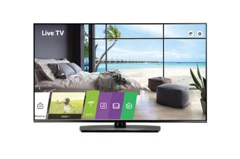 "LG Commercial Hotel (UT761H) 55"" UHD TV, 3840x2160, HDMI, Lan, Spkr, Pro:centric S/w, 3yr"