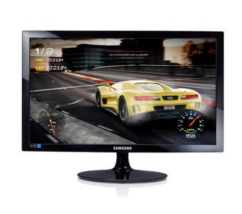 "Samsung 24"" (16:9) LED Monitor, 1920x1080, 1ms, D-sub, Hdmi, 60hz, 3yr"