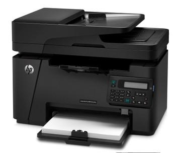 HP LaserJet Pro MFP M127fn 35ppm A4 Mono Multifunction Laser Printer