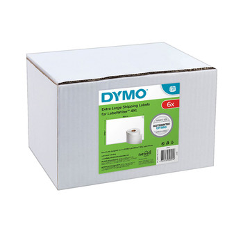 Dymo LabelWriter Shipping Labels 104 x 159mm Pack of 6