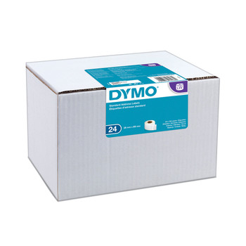 Dymo LabelWriter Address Labels 28x89mm Pack of 24