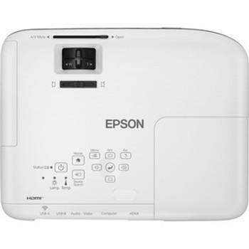 EPSON EB-X51 XGA 3LCD 3800 ANSI HDMI USB PLUG N PLAY 160001 CONTRAST