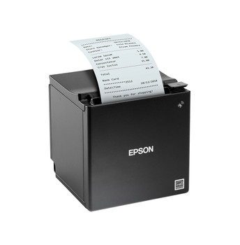 Epson TM-M30ii Bluetooth/USB Thermal Receipt Printer - Black