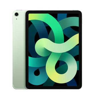 "Apple iPad Air (4th Generation) 10.9"" Wi-Fi + Cellular 256GB - Green"