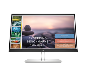 """HP E-Series E24t G4 23"""" 16:9 WLED Touch Monitor"""