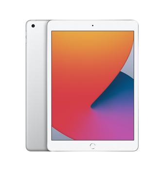 "Apple iPad (8th Generation) 10.2"" Wi-Fi 32GB - Silver"