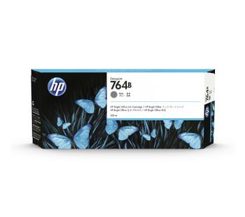 HP 764B 300ml Gray DesignJet Ink Cartridge