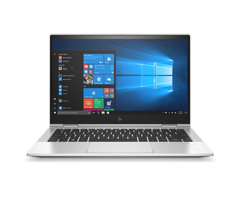 "HP EliteBook X360 830 G7 Notebook PC I5-10310u 8gb, 256gb Ssd, 13.3"" Fhd, Vpro, Pen, Wl, Bt, Win10p 64, 3yr"