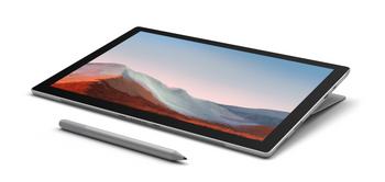 Surface Pro 7+, Lte I5, 8gb, 256gb Platinum W10p, 2y