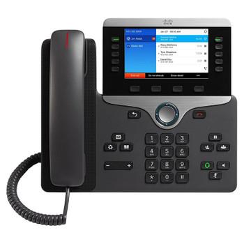 Cisco IP Phone 8851 with Multiplatform Firmware