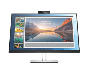 "HP E24d G4 FHD 23.8"" LED Advanced Docking Monitor, 16:9, 250n, 1920x1080, 1000:1, 5ms, Hdmi, Vga, 3yr"