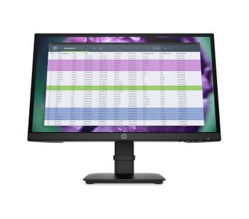 """HP P22 G4 21.5"""" WLED FHD Monitor, 16:9, 250n,1920x1080, 1000:1, 5ms, Hdmi, Dp, Vga, 3yr"""