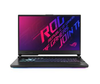 """Asus ROG Strix G712LW G17 I7-10750h, 17.3"""" FHD IPS Gaming Notebook, 512gb Ssd, 16gb, Rtx2070-8gb, W10h, 2yr"""