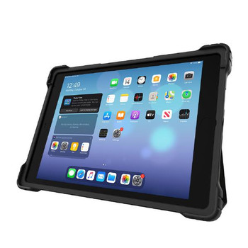 Gumdrop Hideaway Folio for iPad 10.2-inch Rugged Case  (7th Gen and 8th Gen) -  Compatibel Models: A2197, A2198, A2199, A2200, A2270