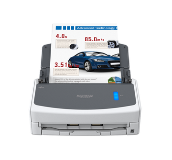 Fujitsu ScanSnap IX1400 USB 40ppm 50 Sheet 600dpi A4 Duplex Document Scanner