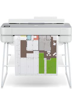 HP DesignJet Studio Steel 24-in Printer