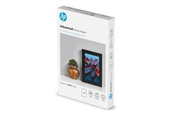 HP Advanced Photo 10x15cm 50 Sheet FSC Photo Paper (9RR50A)
