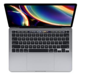 CTO 13-inch MacBook Pro with Touch Bar/Space Grey/Core i7 2.3 GHz/32GB/512GB SSD storage/Intel Iris Plus Graphics/Backlit KB/