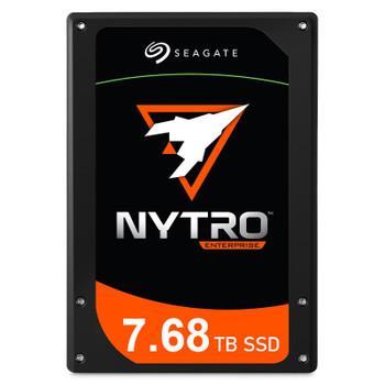 "Seagate Nytro 3131 Ssd, 2.5"" Sas 7.68tb, 2000r/1550w-mb/s, 0.8dwpd, 5yr Wty"