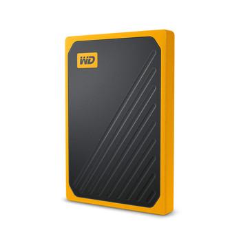 WD My Passport Go Portable SSD 2TB