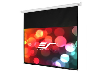 Elite Screens 150 Motorised 1610 Projector Screen Fibreglass Back Flame Retardant
