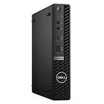 Dell Optiplex 7080 MFF Micro Desktop PC, I5-10500t, 8gb, 256gb, Wl, W10p, 3yos