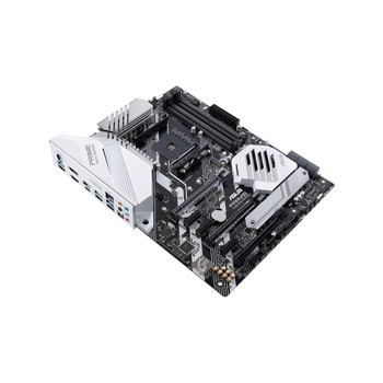 AMD AM4 ATX motherboard with PCIe Gen4, dual M.2, HDMI, SATA 6Gb/s and USB 3.2 Gen 2 front-panel connector