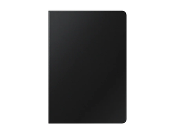 Tab S7 Book Cover Black