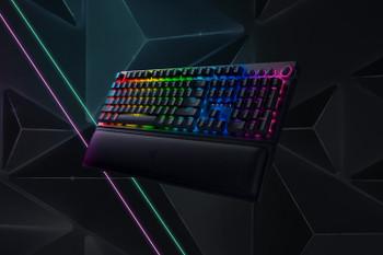 Razer BlackWidow V3 Pro-Wireless Mechanical Gaming Keyboard (Green Switch)-US Layout-FRML Packaging