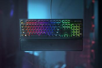 Razer BlackWidow V3-Mechanical Gaming Keyboard (Yellow Switch)-US Layout-FRML Packaging