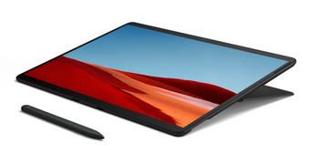 Surface Pro X SQ2 16GB 512GB Black Commercial
