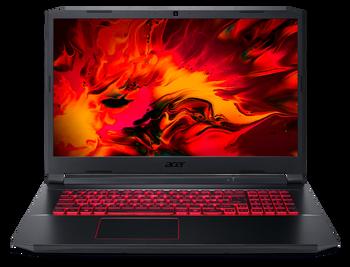 "New* Nitro 5 Gaming Intel Core i7-10750H,17.3"" FHD IPS slim bezel, NVIDIA GeForce GTX 1660Ti 6GB, 16GB DDR4, 512GB PCIe NVMe SSD W10H. 1 Yr WTY"