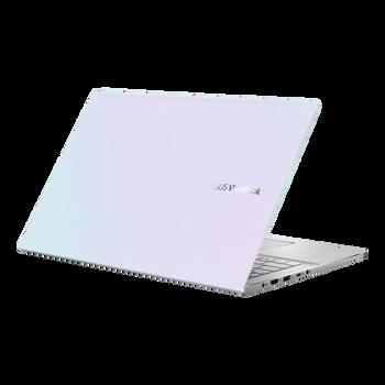 Vivobook S, i5-1135G7, Win10-H, 15.6 FHD, 8GB DDR4, 512G PCIE, , 1x HDMI 1.4, 2x USB 2.0, 1x USB 3.2, 1x USB-C, Dreamy White, 1 Yr PUR