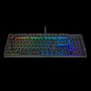 CORSAIR K60 RGB PRO Mechanical Gaming Keyboard, Backlit RGB LED, CHERRY VIOLA Keyswitches, Black