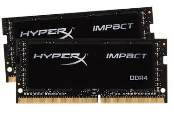 32GB 3200MHz DDR4 CL20 SODIMM (Kit of 2) HyperX Impact