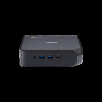 Chromebox 4 - i3-10110U, 8GB DDR4, 128GB M.2 SSD, 5 x USB 3.1, 1 x USB-C, 2 x HDMI 2.0, 1 x RJ45, Integrated GPU, WiFi AX201, BT 5.0, NO KBM; 1YR OSS