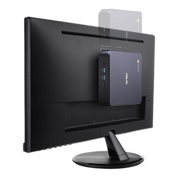 Chromebox 4 - i7-10510U, 8GB DDR4, 128GB M.2 SSD, 5 x USB 3.1, 1 x USB-C, 2 x HDMI 2.0, 1 x RJ45, Integrated GPU, WiFi AX201, BT 5.0, NO KBM; 1YR OSS