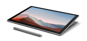 Surface Pro 7+ LTE i5 16GB 256GB Commercial Platinum
