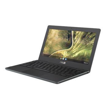 """CHROMEBOOK, CEL N4020, CHROME OS, 11.6"""" HD Touch, 4GB DDR4, 32G eMMC, HD CAM, 2 x USB 3.2, 2 x USB-C, DARK GREY, 1 YR PUR"""