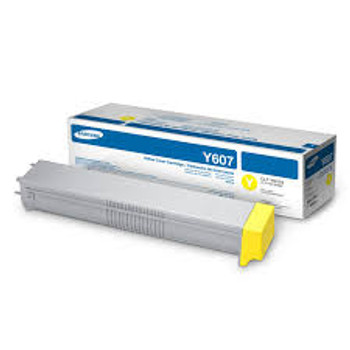 Samsung CLT-Y607S Yellow Toner Cartridge