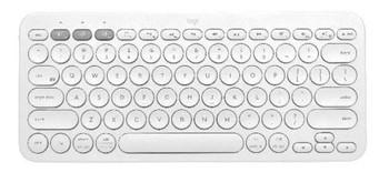 Logitech K380 Multi-Device Bluetooth Keyboard white