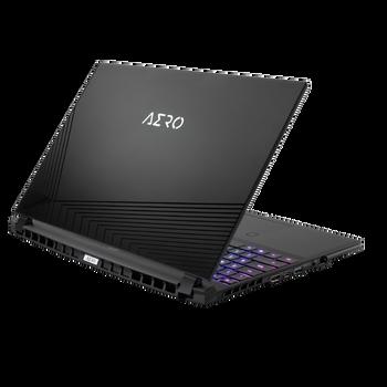"""AERO 15, 15.6"""" UHD, i9-10980HK, RTX 3080Q,  DDR4 3200 32GBx2,  PCIe 1TB+PCIe 1TB M.2 SSD, Win10 Pro,  2 Years RTB Warranty"""