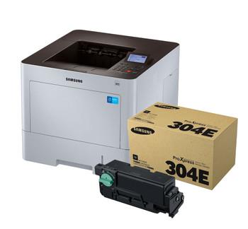 Samsung ProXpress M4530ND Printer + MLT-D304E Extra High Yield Toner